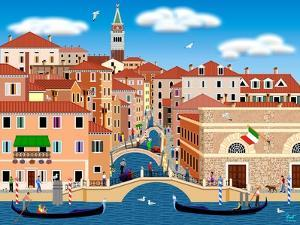 Dream of Venice by Mark Frost