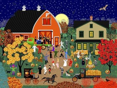 Halloween Barn Dance by Mark Frost