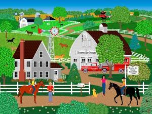 Horse Country by Mark Frost
