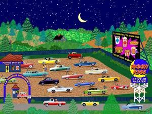 Moonrise Drive-In by Mark Frost