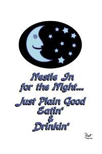 Nestle in for the Night by Mark Frost