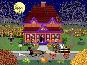 Pumpkin House by Mark Frost