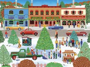 Visiting Santa by Mark Frost
