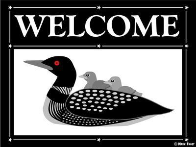 Welcome Loon