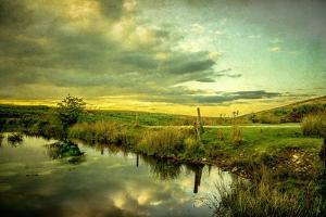 Romantic Rural Scene in England by Mark Gemmell