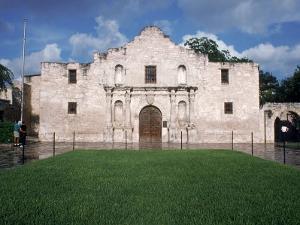 Alamo, San Antonio, Texas by Mark Gibson