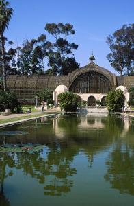 Balboa Park, San Diego, California by Mark Gibson