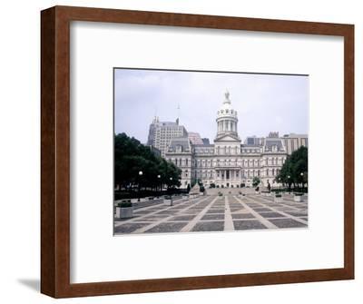 City Hall, Baltimore, MD