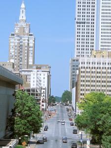 Downtown, Tulsa, Oklahoma by Mark Gibson