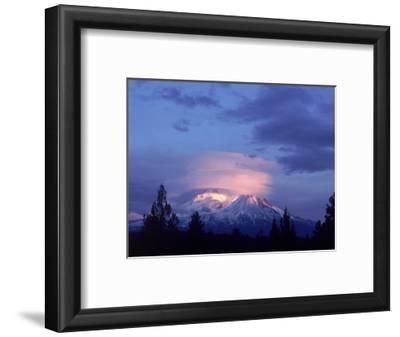 Mt. Shasta at Dusk
