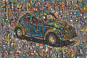 3D Mosaic by Mark Gordon