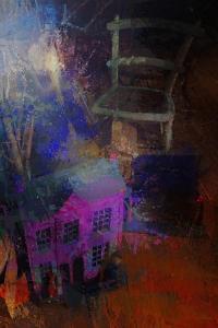 attic with dolls house - Calke by Mark Gordon