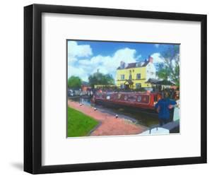 Canal Summer - 2 by Mark Gordon