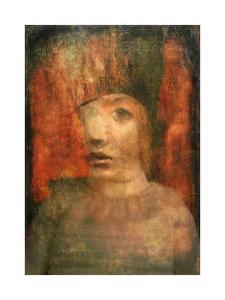Figure with Ushanka - One for Mersad Berber by Mark Gordon