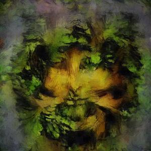 Green Man by Mark Gordon