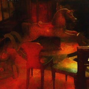 interior at Calke 2 by Mark Gordon