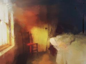 morning bedroom by Mark Gordon