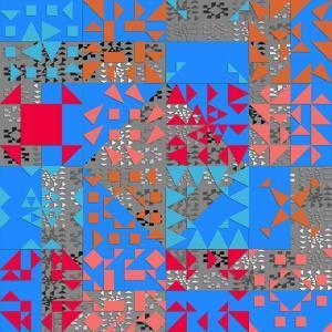 Pattern Idea 3 by Mark Gordon
