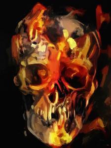 Skullfire by Mark Gordon