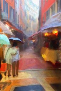 Umbrella by Mark Gordon