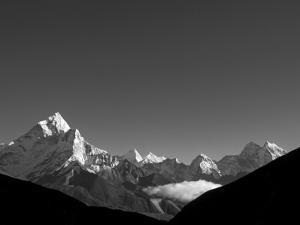 Nepal, Everest Region, Khumbu Valley by Mark Hannaford