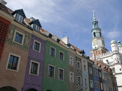 Poland, Poznan; One of Poland's Oldest Cities