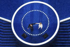 DEM 2016 Convention by Mark J Terrill