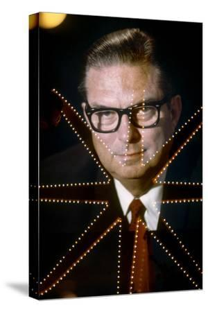 Judge Roy Mark Hofheinz Whom Built the Harris County Domed Stadium known as Astrodome, 1968