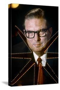 Judge Roy Mark Hofheinz Whom Built the Harris County Domed Stadium known as Astrodome, 1968 by Mark Kauffman