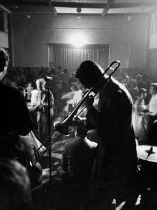 Student Night Club by Mark Kauffman