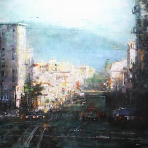 Bay Mist by Mark Lague