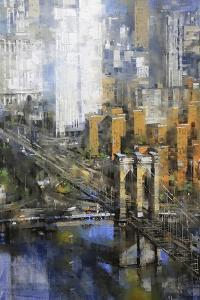 Brooklyn Bridge by Mark Lague