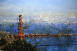 Golden Gate Afternoon by Mark Lague