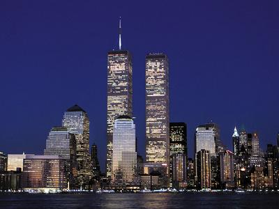 Attacks Trade Center