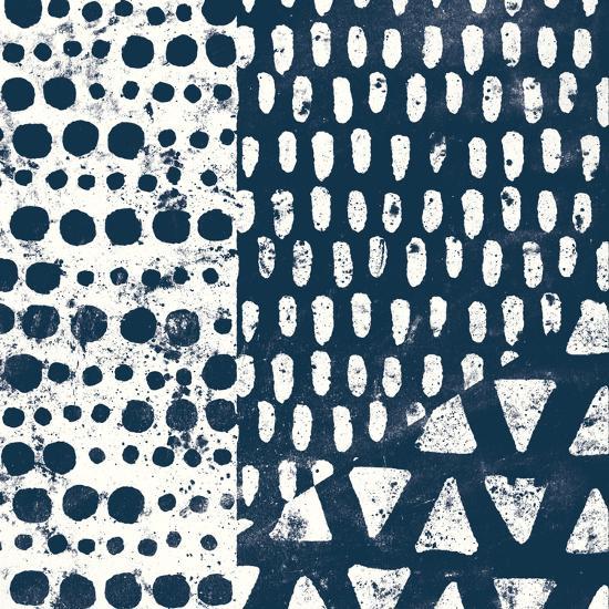 Mark Making Tile III-Moira Hershey-Art Print