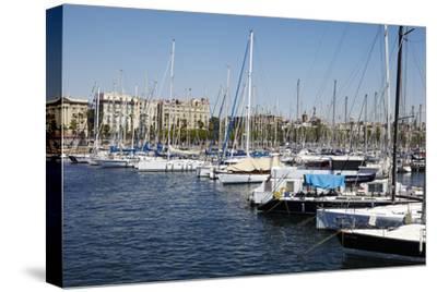 Barcelona Marina, Barcelona, Catalonia, Spain
