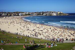 Bondi Beach, Sydney, New South Wales, Australia, Pacific by Mark Mawson