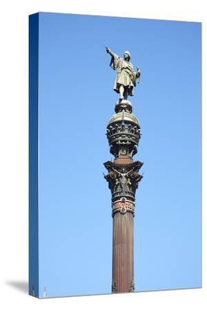 Christopher Colombus Monument, Barcelona, Spain