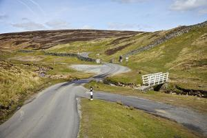 Ford in the Road Made Famous by James Herriot Tv Series, Swaledale, Yorkshire Dales by Mark Mawson