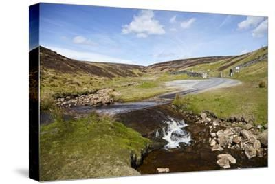 Ford in the Road Made Famous by James Herriot Tv Series, Swaledale, Yorkshire Dales