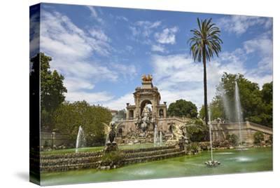 Parc De La Ciutadella, Barcelona, Catalonia, Spain