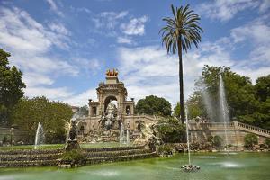 Parc De La Ciutadella, Barcelona, Catalonia, Spain by Mark Mawson