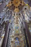 Sagrada Familia, UNESCO World Heritage Site, Barcelona, Catalonia, Spain, Europe-Mark Mawson-Photographic Print