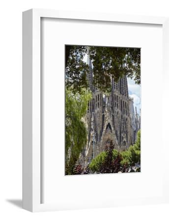 Sagrada Familia, Barcelona, Catalonia, Spain