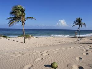 Santa Maria Del Mar, Cuba, West Indies, Central America by Mark Mawson