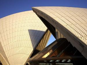 Sydney Opera House, UNESCO World Heritage Site, Sydney, New South Wales, Australia, Pacific by Mark Mawson