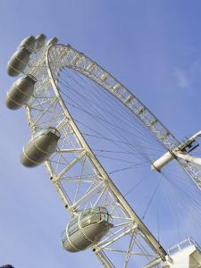 The London Eye, Built to Commemorate the Millennium, London, England, UK by Mark Mawson