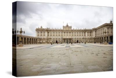 The Royal Palace, Madrid, Spain, Europe