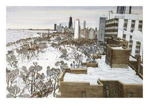 Chicago's Lincoln Park by Mark McMahon