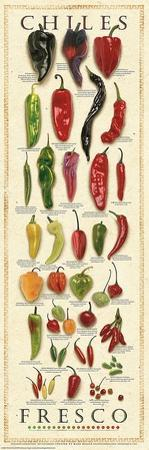 Chiles Fresco by Mark Miller
